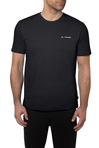 VAUDE Brand t-t-Shirt Homme T-Shirt Homme Black FR: XL (Taille Fabricant: XL)