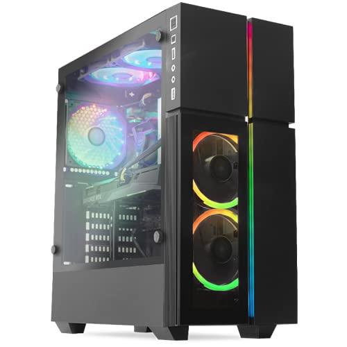 Xtreme PC Gamer Geforce RTX 3060 Intel Core I7 10700F 16GB SSD 2TB ARGB