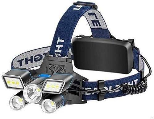wholesale HUIZHANG Led Max 80% OFF Headlamps Rechargeable USB Head-Mounted