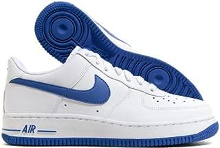 Nike Y AIR Force 1-314192 145 WHITE/ROYAL-6-M