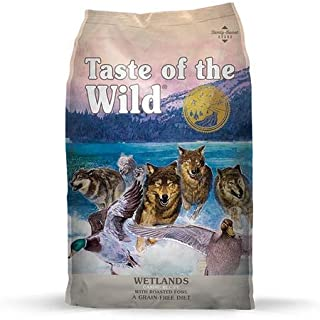 テイストオブザワイルド ウェットランズ 成犬用 12.7kg×2入