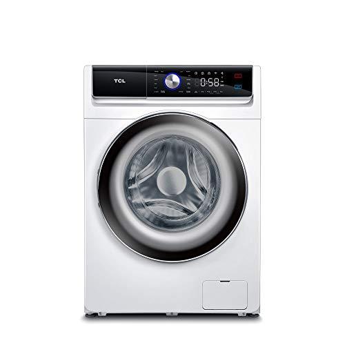 TCL - FP0814WD0DE - Frontlader-Waschmaschine (8 kg) - 1400 U/min - Energieklasse D - BLDC-Inverter-Motor - Touchscreen-Bedienungsanzeige
