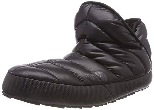 THE NORTH FACE Damen Thermoball Traction Schneestiefel, Schwarz (Shiny TNF Black/Beluga Grey Ywy),...