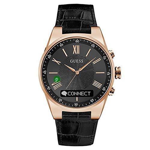 Reloj GUESS CONNECT Reloj Analógico-Digital para Adultos Unisex de Cuarzo con Correa en Aleación 1