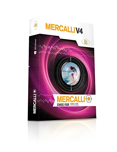 Mercalli V4 cmosFIXR for EDIUS Windows (Product Keycard ohne Datenträger)