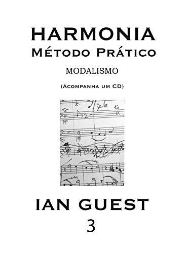 Harmonia - método prático - Volume 3 - modalismo