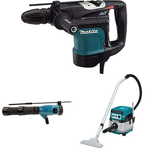 Affordable Makita HR4510C 1-3/4-Inch AVT Rotary Hammer, accepts SDS-MAX bits, 196074-8 Dust Extracti...