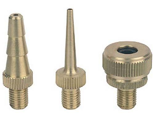 Metabo Venitlset (3-delig, adapter voor fietsventiel, balvulnaald en luchtmatras) 0901055769