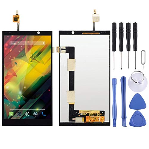 Compatibele Vervangings LCD-scherm en Digitizer Volledige Vergadering for HP Slate 6 Accessory