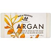 Pre de Provence Moroccan Argan Oil & Shea Butter Quad Milled Soap Bar (150 g) - Citrus