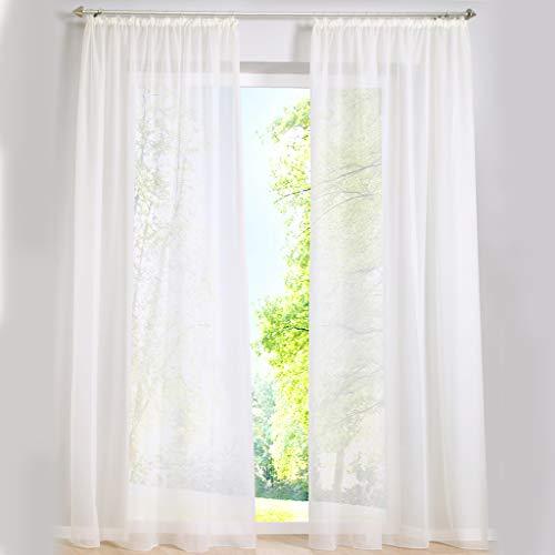 cortinas salon ganchos blanca