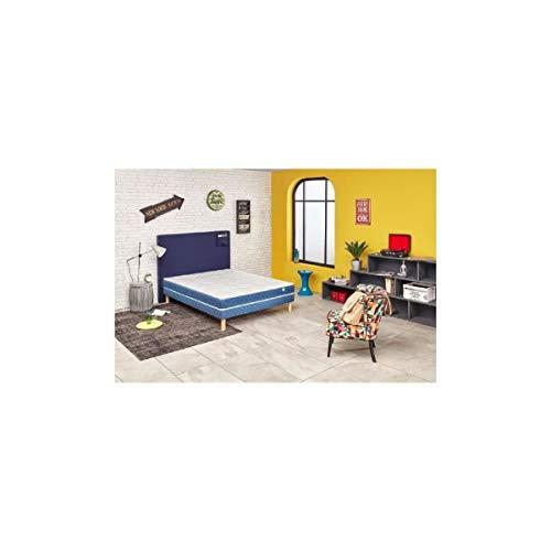 Ensemble Matelas mousse Merinos ONY Confort Ferme 18 cm 70x190