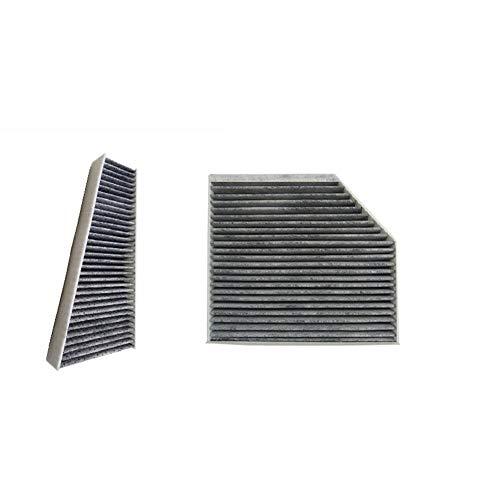 LOIJNAD Innenwaschmittel für Kraftfahrzeuge Luftfilter für Automotoren, Für Audi A4 B8 A4 Avant 2007-2015 A4 Allroad B8 2009-2016 S4 RS4 Quattro 2008-2015
