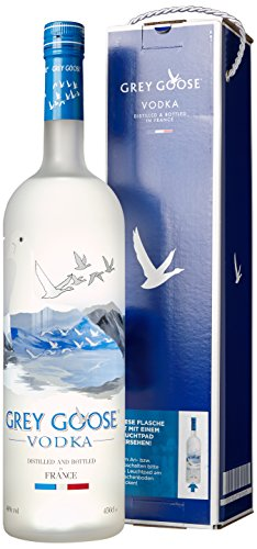 Grey Goose Vodka (1 x 4.5 l)