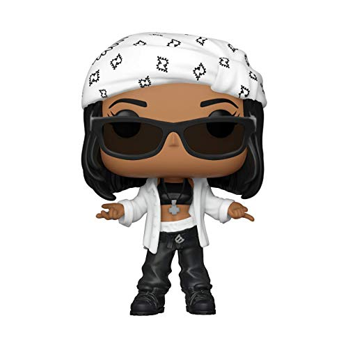 Funko Pop! Rocks: Aaliyah - Aaliyah, 3.75 inches