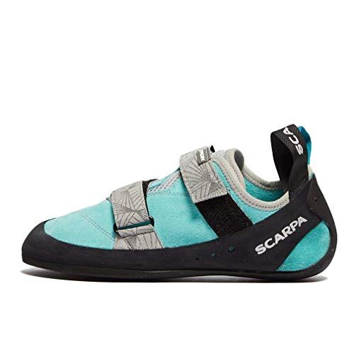 Scarpa Women's Origin WMN Climbing Shoes, Maldive Black, 6.5 UK