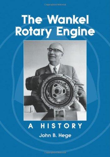 Wankel Rotary Engine: A History