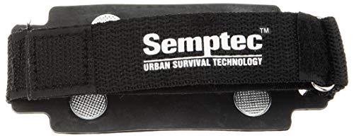 Semptec Urban Survival Technology Schuhkrallen: 1 Paar Schuh-Spikes Easy Fix - Perfect Grip in Einheitsgröße (Spikes zum Anschnallen)