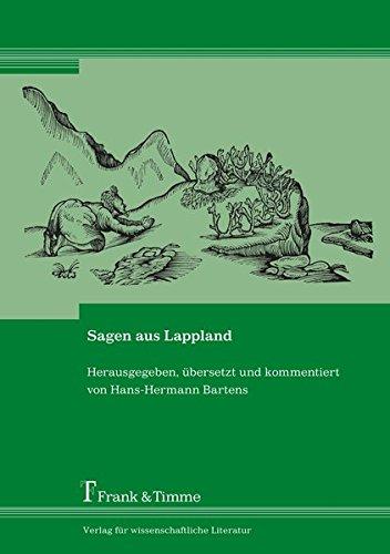 Sagen aus Lappland: Herausgegeben, übersetzt und kommentiert von Hans-Hermann Bartens: Herausgegeben, übersetzt und kommentiert von Hans-Hermann ... Sprachgebiet ( nach Sammallahti 1998)