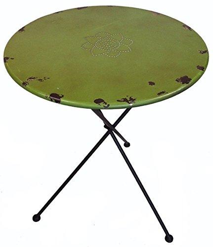 Table Vert H75 x D60 cm
