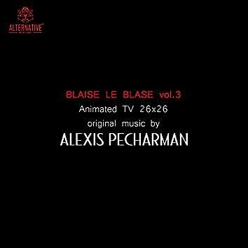 Blaise le blasé, vol. 3 (Bande originale de la série animée) [Instrumental]