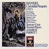 Händel: Carmelite Vespers (1707) / Karmeliten-Vespern (1707)