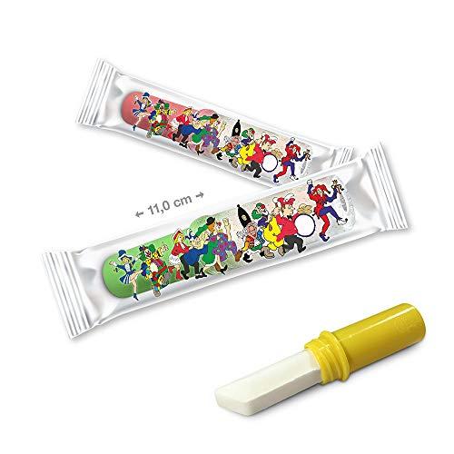Krott Süßwaren 60 x Traubenzucker-Lippenstift a 5g