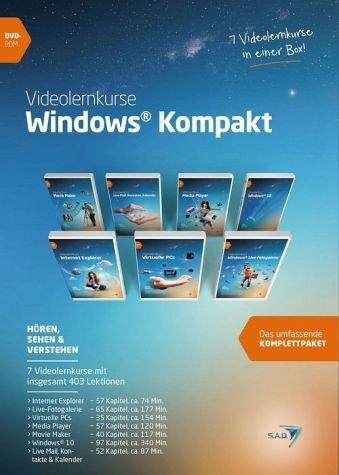 S.A.D Videolernkurse Windows Kompakt Software