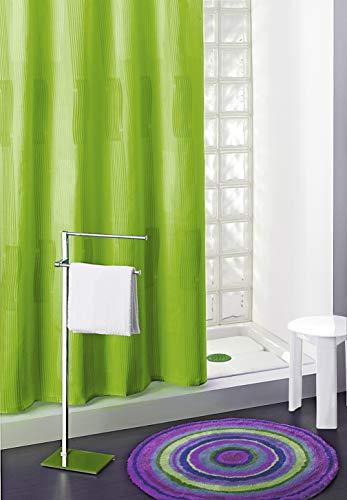 Gedy Duschvorhang Polyester.112grün 240x 200