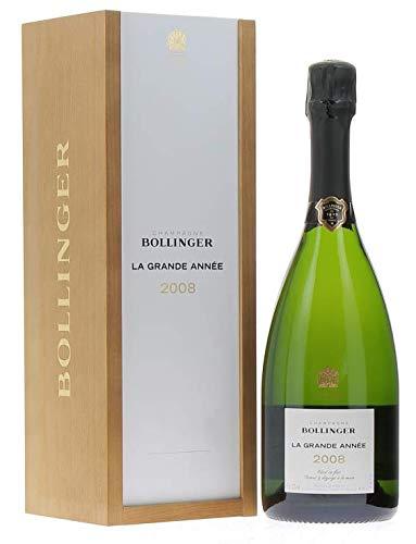 Champagne A.O.C. La Grande Année Astucciato 2012 Bollinger Bollicine Francia 12,0%