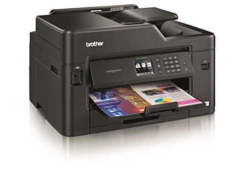 Brother MFCJ5330DW - Impresora multifunción de tinta profesional ...