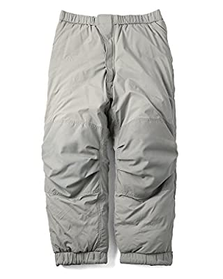 Primaloft US Army GEN III Extreme Cold Weather Trouser Level 7 Large/Regular 8415-01-538-6704