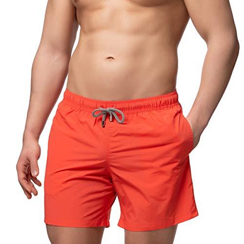Occulto zwembroek voor heren in diverse kleuren, zwembroek voor heren S-2XL, sneldrogende zwembroek voor heren, modieuze zwembroek voor heren, zeer comfortabele zwembroek voor heren, boardshort voor heren