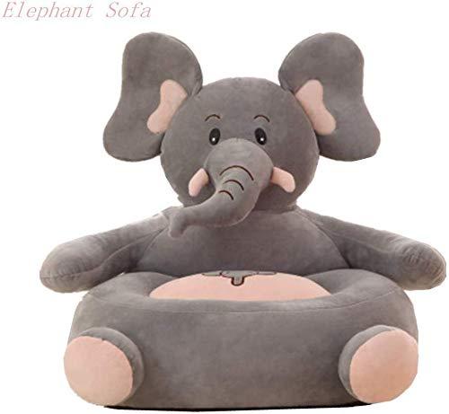 Regenboghorn Enfants Siège, canapé de Coussin, canapé pour Animal siège d'enfant, bébé apprenant s'asseoir canapé Coussin Moelleux, canapé pour Enfant