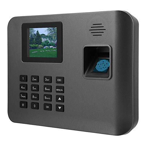 Lowest Price! Fingerprint Attendance Machine, 2.4in Color Screen Access Control TCP/IP Fingerprin (U...