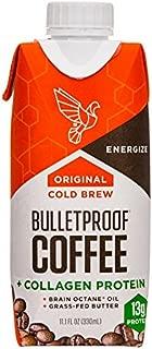 BulletProof Coffee Cold Brew, Original, 6 Count