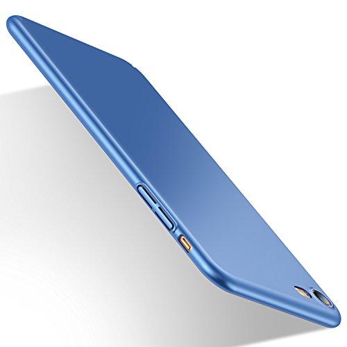 humixx Funda iPhone 8, Funda iPhone 7, Ultra Slim Anti-Rasguño y Resistente Huellas Dactilares Totalmente Protectora Caso de Plástico Duro Cover Case [Skin Series]