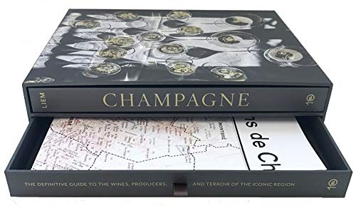 Champagne [Boxed Book & Map Set]: The Essential Guide to the Wines, Producers, and Terroirs of the Iconic Region (TEN SPEED PRESS)