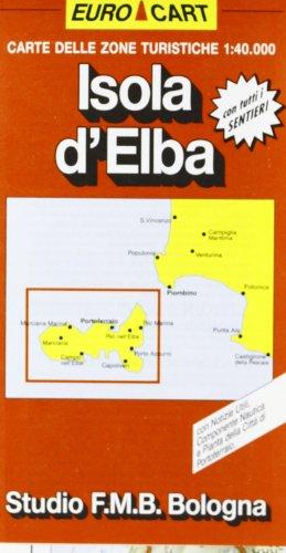 Isola d'Elba 1:40.000