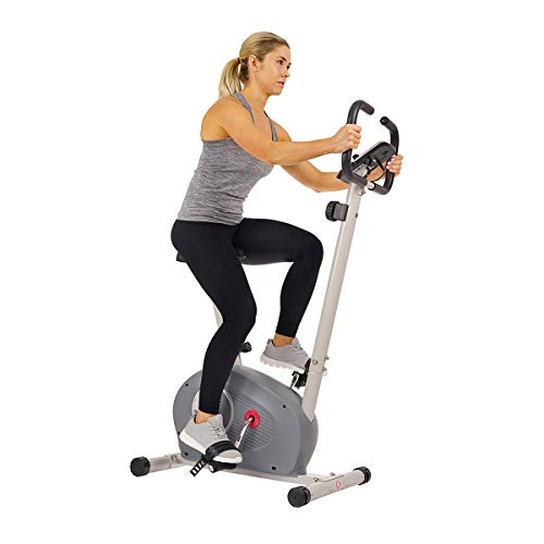 Sunny Health & Fitness Magnetic Resistance Upright Bike - SF-B2906