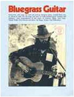 Hal Leonard bluegrass Guitar Book & CD