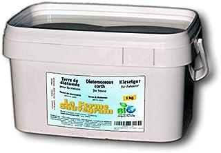 La Ferme Sauvegrain Terre de Diatomée pour punaises de lit Fourmis cafards et araignées - Naturel - 1kg