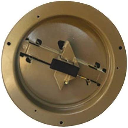 TOOL TIME C801-06 Damper Superlatite Ring in. 6 Max 73% OFF - Brown Diffuser