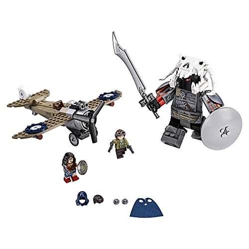 LEGO Superheroes DC Comics - Wonder Woman Warrior Battle [76075 - 286 Pieces]