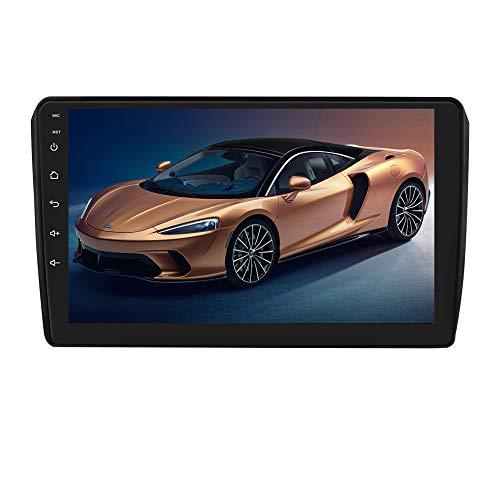 Android 10 Car Radio Stereo con Sistema de Pantalla táctil de 9 Pulgadas para Audi A3 2003-2013, Compatible con navegación GPS Mirror Link Control del Volante FM WiFi EQ USB Bluetooth