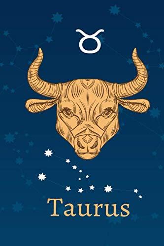 Taurus: Zodiac Astrology Design Journal 6x9 (Astrology Notebook & Zodiac Gifts)