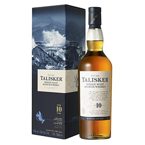 Talisker 10 Anni Single Malt Scotch Whisky, Astucciato - 700 ml