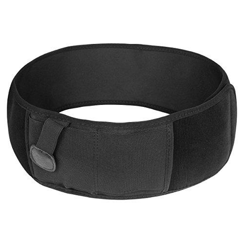 yygift adjustable elastic concealment belly