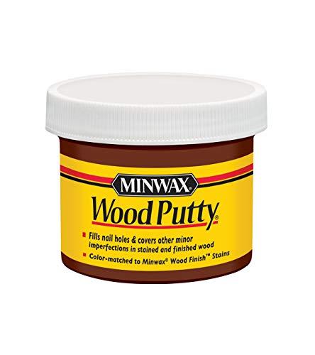 Minwax 13613000 Wood Putty, 3.75 oz, Red Mahogany