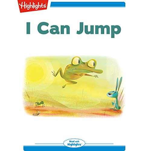 I Can Jump audiobook cover art